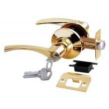 Дверные ручки КНОБЫ Rucetti (с механизмом) HK-02 L PG Цвет - Золото
