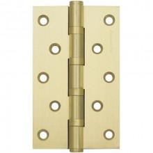 Петля универсальная Armadillo 500-C5 125х75х3 SG Матовое золото Box