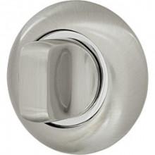 Ручка поворотная Armadillo WC-BOLT BK6-1SN/CP-3 матовый никель/хром