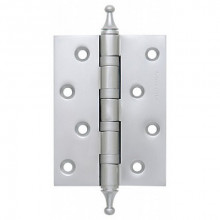 Петля универсальная Armadillo 500-A4 100x75x3 SC Матовый хром Box