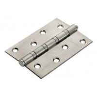 Петля стальная универсальная RS 100X70X2.5-4BB SN Цвет - Матовый никель