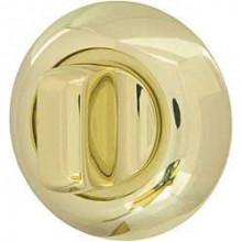 Ручка поворотная Armadillo WC-BOLT BK6-1GP/SG-5 золото/матовое золото
