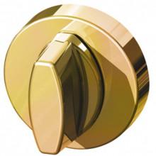 Ручка поворотная ARMADILLO WC-BOLT BK6/URB GOLD-24 Золото 24К