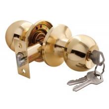Дверные ручки КНОБЫ Rucetti (с механизмом) HK-01 L PG Цвет - Золото