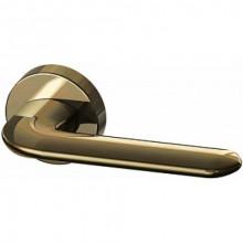 Межкомнатная дверная ручка Armadillo EXCALIBUR URB4 АВ-7 Бронза