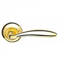 Ручка раздельная Armadillo Virgo LD57-1GP/SG-5 золото/матовое золото