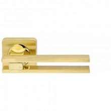 Ручка раздельная Armadillo BRISTOL SQ006-21SG/GP-4 матовое золото/золото