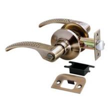 Дверные ручки КНОБЫ Rucetti (с механизмом) HK-04 WC AB Цвет - Античная бронза