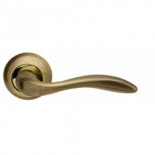 Ручка раздельная Armadillo Selena LD19-1AB/GP-7 бронза/золото