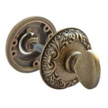 Завертка сантехническая RUCETTI RAP-CLASSIC WC OMB Цвет - старая античная бронза