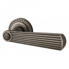 Межкомнатная дверная ручка Armadillo Romeo CL3-AS-9 Античное серебро