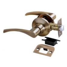 Дверные ручки КНОБЫ Rucetti (с механизмом) HK-02 AB Цвет - Античная бронза