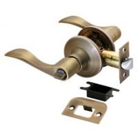 Дверные ручки КНОБЫ Rucetti (с механизмом) HK-03 WC MAB Цвет - Матовая античная бронза