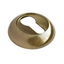 Накладка на ключевой цилиндр RUCETTI RAP KH AB Цвет - Античная бронза