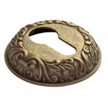 Накладка на ключевой цилиндр RUCETTI RAP-CLASSIC KH OMB Цвет - старая античная бронза