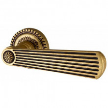 Межкомнатная дверная ручка Armadillo Romeo CL3-FG-10 Французское золото