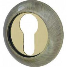 Накладка Armadillo CYLINDER ET-1AB/GP-7 бронза/золото 2шт.