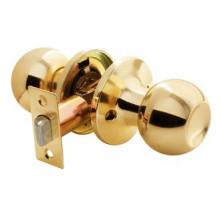 Дверные ручки КНОБЫ Rucetti (с механизмом) HK-01 PG Цвет - Золото