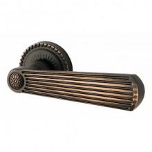 Межкомнатная дверная ручка Armadillo Romeo CL 3 ABL-18 Темная медь