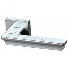 Межкомнатная дверная ручка Armadillo MATRIX USQ7 CP-8 Хром