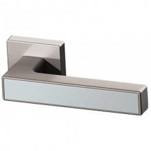 Межкомнатная дверная ручка Armadillo SCREEN USQ8 SN/CP-3 Матовый никель/хром