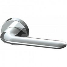 Межкомнатная дверная ручка Armadillo EXCALIBUR URB4 СР-8 Хром