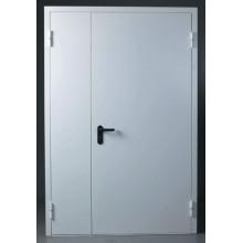 Дверь противопожарная - ДП-04 (2070х1270 мм) ДА