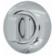 Ручка поворотная Armadillo WC-BOLT BK6-1CP-8 хром