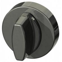 Ручка поворотная ARMADILLO WC-BOLT BK6/URB BPVD-77 Вороненный никель