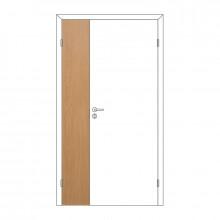 Полотно дверное Олови М3x21 Дуб отв. часть 3D с/п