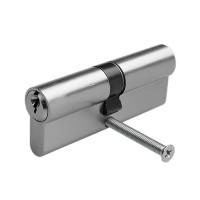 Цилиндр DIN ключ/ключ SCHLOSS (30+30) S 60 Cr хром