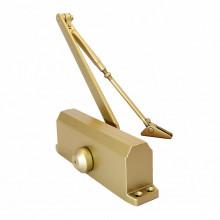Доводчик 61002 25-45 кг (макс 60 кг) золото (10)