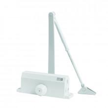 Доводчик 61003 25-45 кг (макс 60 кг) белый (10)