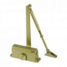 Доводчик 61102 40-65 кг (макс 75 кг) золото (10)