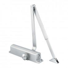 Доводчик 61201 60-85 кг (макс 110 кг) серебро (10)