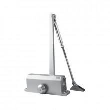 Доводчик 61301 80-120 кг (макс 150 кг) серебро (10)