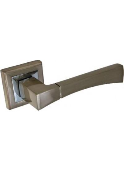 Ручка PALIDORE на квадратной розетке A-201HH, белый никель