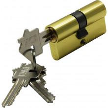 Цилиндр ключ-ключ BUSSARE CYL 3-60 GOLD Золото матовое