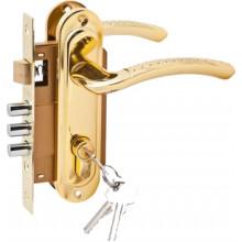 Комплект дверной PALIDORE LH7036-59PB, Золото блест
