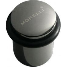 Дверной ограничитель MORELLI DS3 BN черный никель