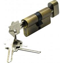 Цилиндр ключ-завёртка BUSSARE CYL 3-60 TR BRONZE Античная бронза