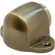 Дверной ограничитель магнитный MORELLI MDS-1 AB античная бронза