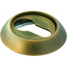 Накладка круглая на ключевой цилиндр MORELLI MH-KH COF кофе