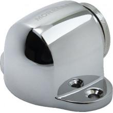 Дверной ограничитель магнитный MORELLI MDS-1 SN белый никель