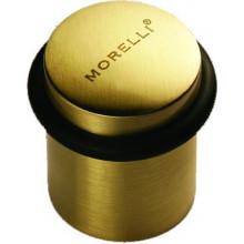 Дверной ограничитель MORELLI DS3 SG матовое золото