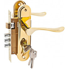 Комплект дверной PALIDORE LH7036-X11PB, Золото блест