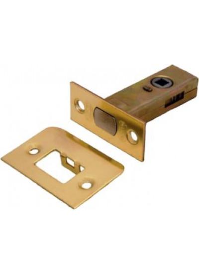 Задвижка PALIDORE дверная межкомнатная, L 7-45 PB золото