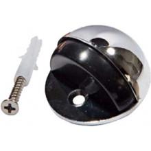Ограничитель дверной ARSENAL C802 PC, хром