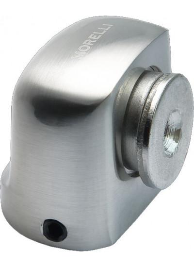 Дверной ограничитель магнитный MORELLI MDS-2 PC полированный хром