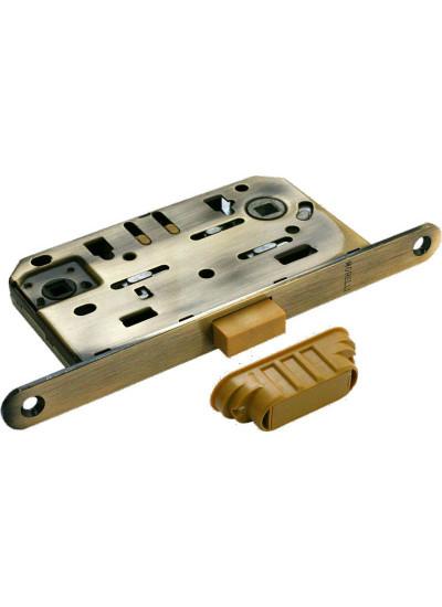 Защелка сантехническая магнитная MORELLI M1895 AB бронза